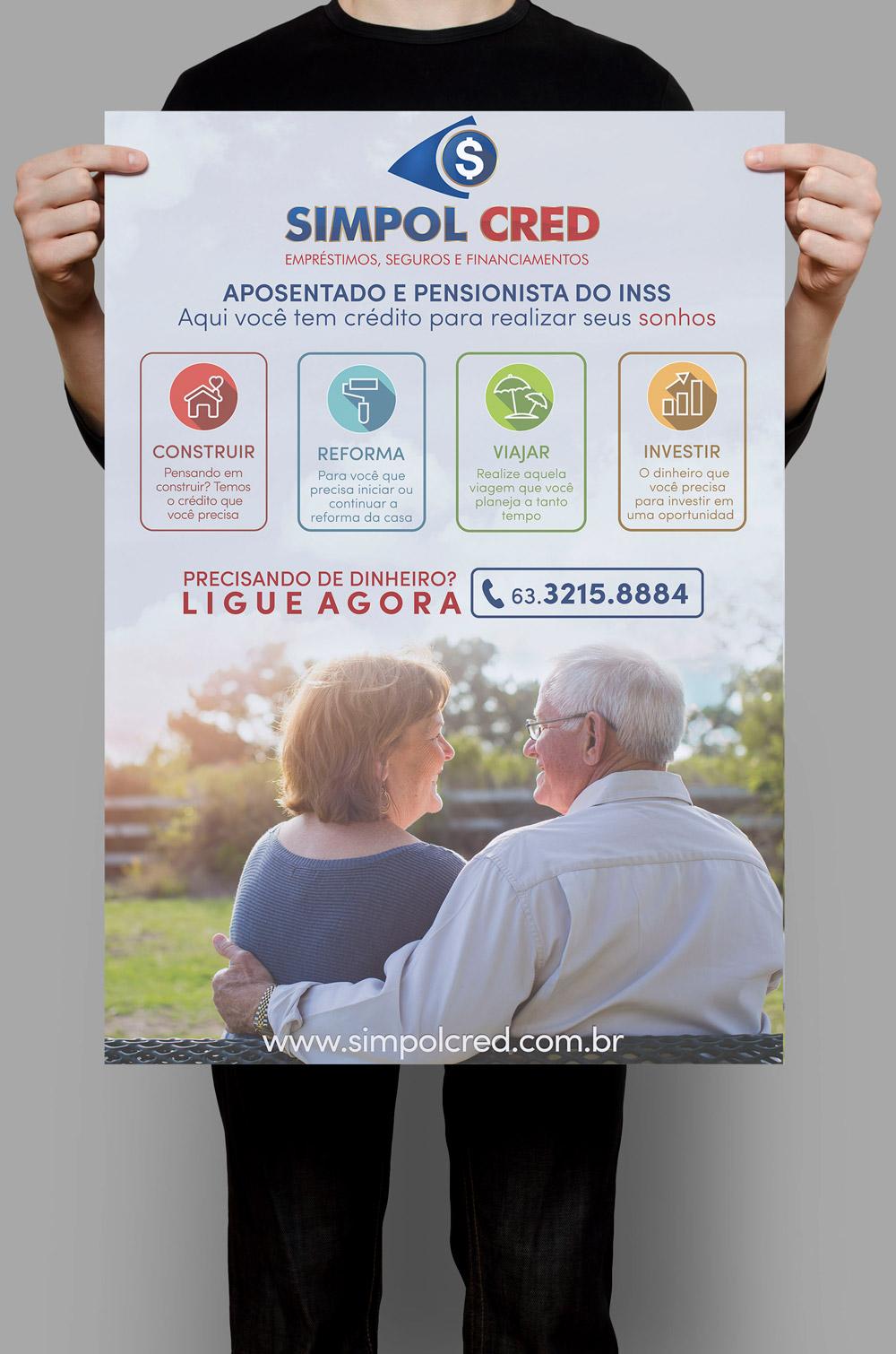 banner-marketng-para-corretora-de-seguros-simpol-cred-cartaz-aposentados