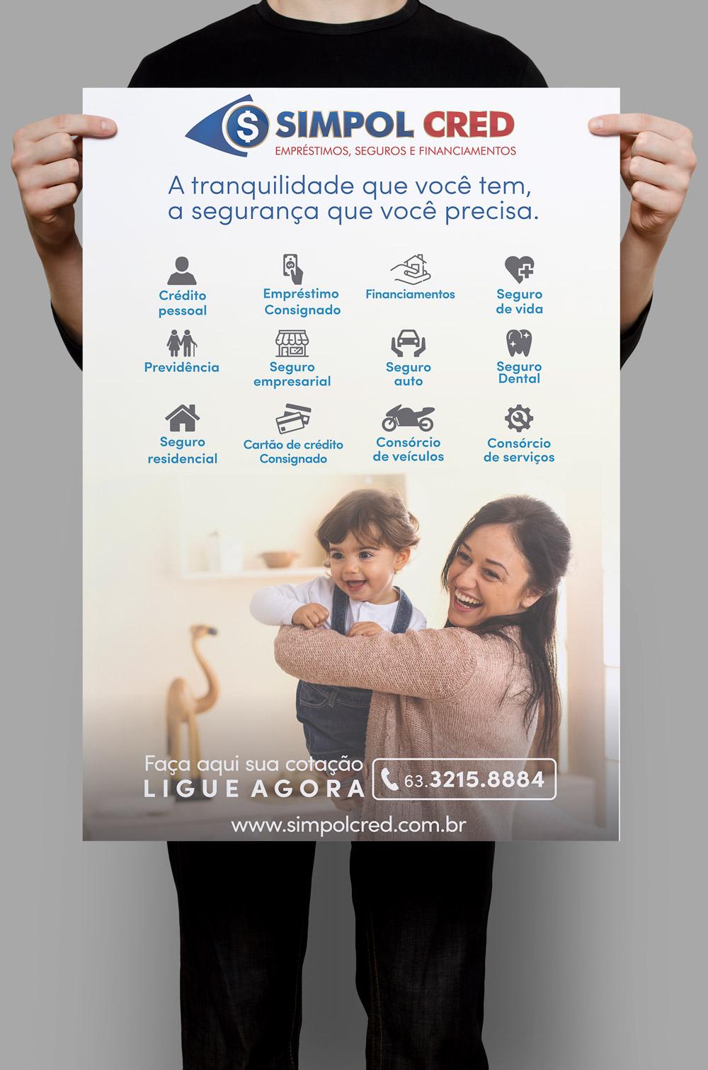 banner-marketng-para-corretora-de-seguros-simpol-cred-cartaz-institucional