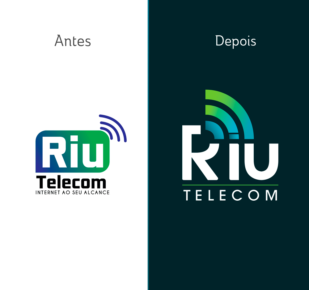 marketing-digital-marca-logotipo-identidade-visual-para-provedores-de-internet-riu-telecom-antes-depois