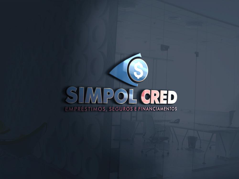 marketingg-logo-marca-para-agente-de-credito-corretora-de-seguros-simpol-cred