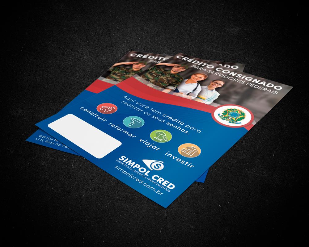 panfleto-marketing-emprestimo-consignado-servidor-federal-simpolcred