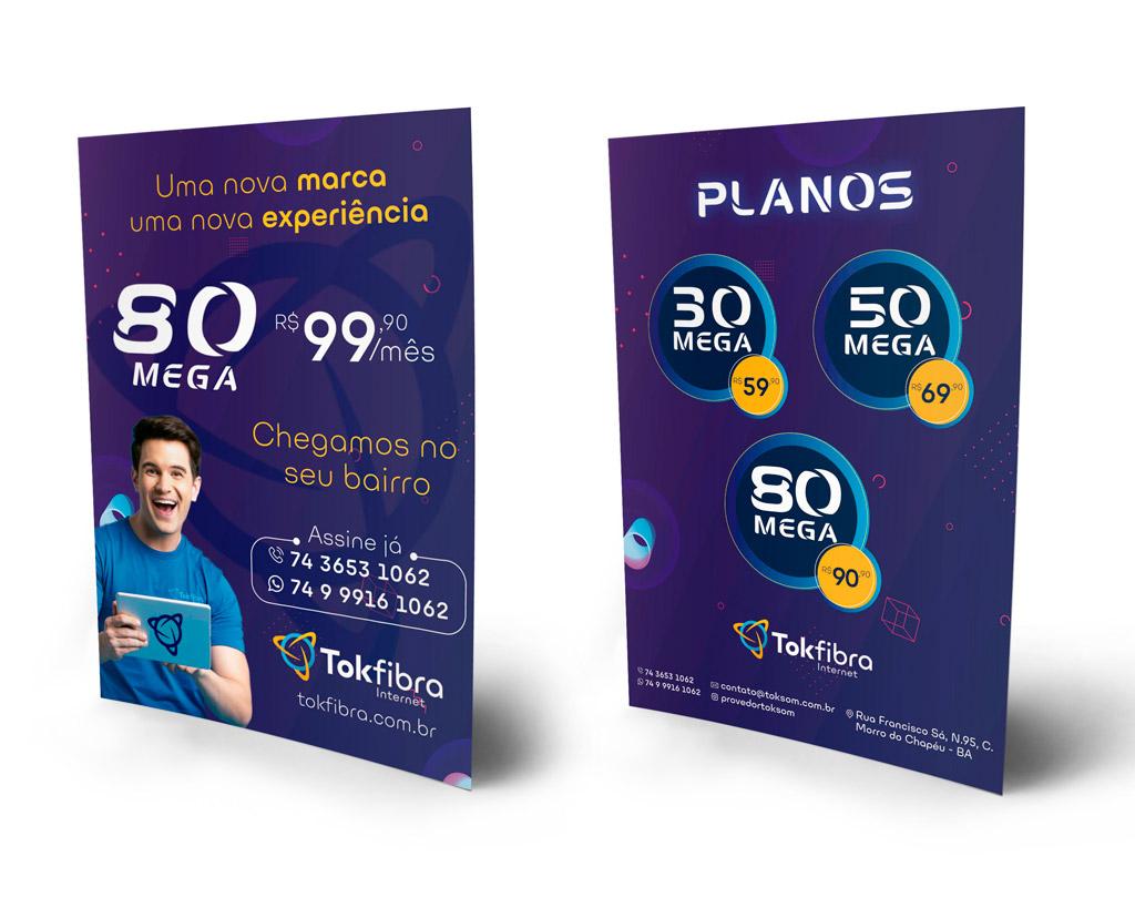 criacao-de-panfleto-para-provedor-de-internet-telecom