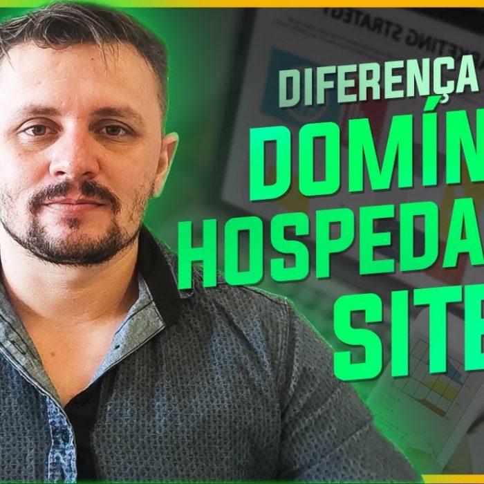Qual a diferença entre domínio, site e hospedagem?